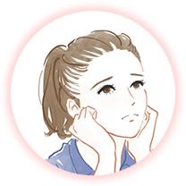牽引性脱毛症例