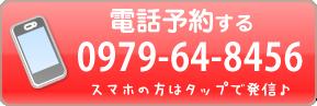 大分県中津市わいわい整骨院・整体院の電話tel:0979-64-8456